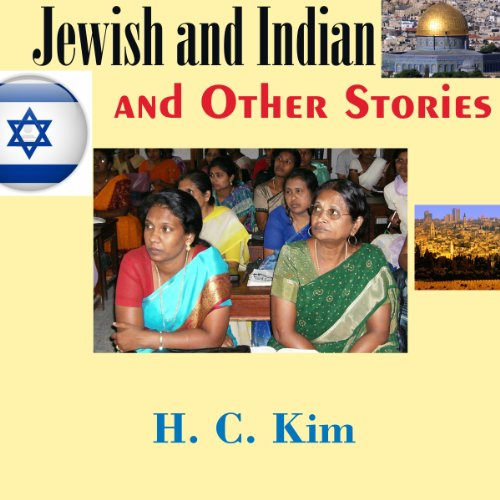 Jewish and Indian and Other Stories audiobook cover art