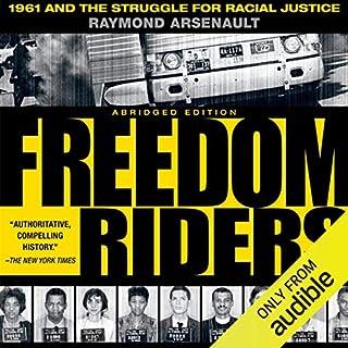 Freedom Riders audiobook cover art