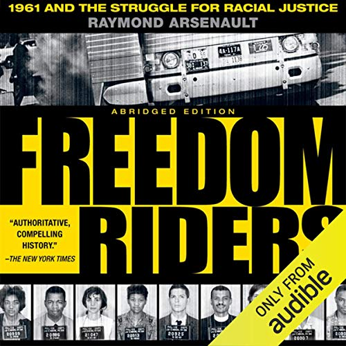 Freedom Riders book cover