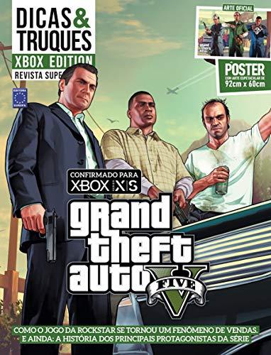 Superpôster Dicas e Truques Xbox Edition - Grand Theft Auto V