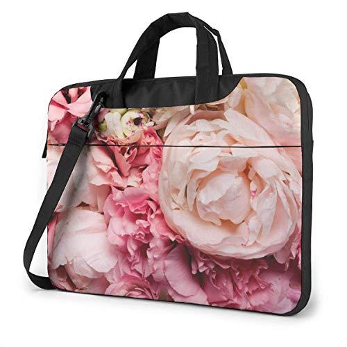 XCNGG Bolso de hombro Computer Bag Laptop Bag, Galaxy Wolf Pattern Briefcase Protective Bag 14 inch