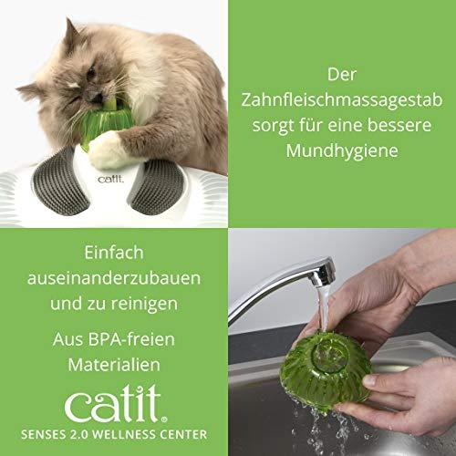 catit 43153W Senses 2.0 Wellness Center - 6