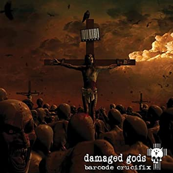 Barcode Crucifix