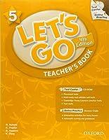 Let's Go 4/E: 5 Teacher's Book