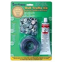 Tumax WTK-10002-2 Wall Trellis Kit 【Creative Arts】 [並行輸入品]