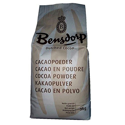 GR 5000 CACAO IN POLVERE BENSDORP POUDRE DE CACAO AMBREE COCOA POWDER SCURO