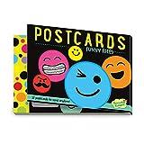 Peaceable Kingdom Funny Faces - Folleto para 12 postales