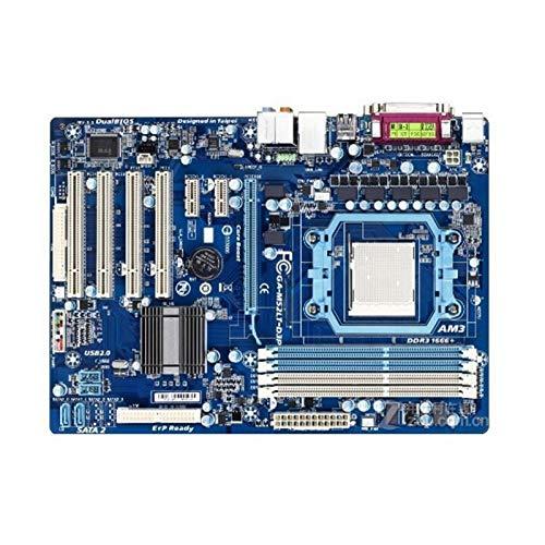 TOPOU Desktop Mainboard. Scheda Madre Fit for GIGABYTE GA-M52LT-D3P Originale M52LT-D3P Socket AM3 DDR3 Desktop Scheda Madre
