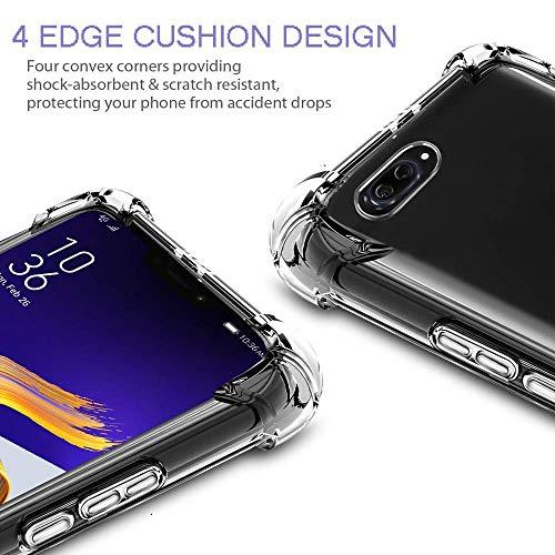 Ykooe Cover ASUS Zenfone 4 Max ZC520KL Morbida TPU...