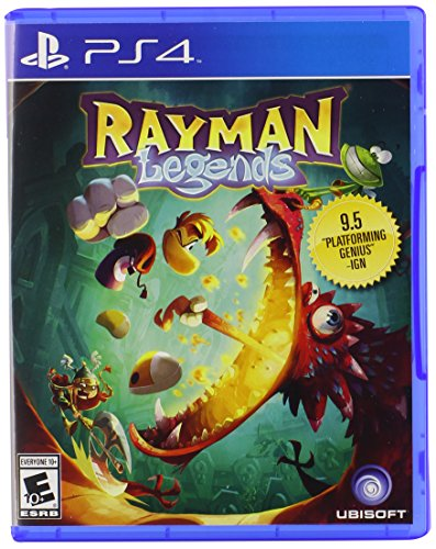 Product Image of the Rayman Legends