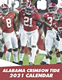 Alabama Crimson Tide 2021 Calendar