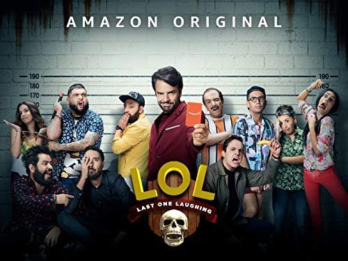 LOL: Last One Laughing - Season 2