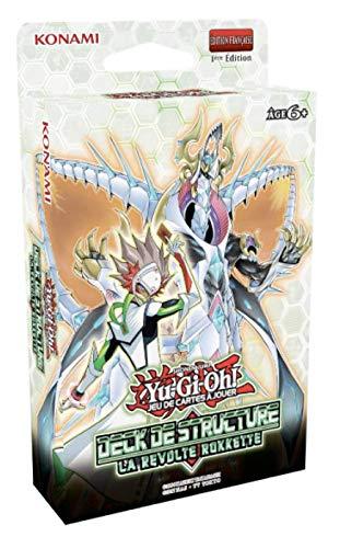 Yu Gi Oh! - Deck de Structure de 46 Cartes : La Révolte Rokkette - Version Francaise