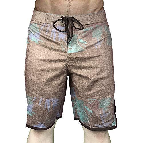QWEASDZX Shorts De Playa para Hombre Y Shorts De Playa De Secado Rápido, Bañador Estampado con Bolsillos Shorts De Secado Rápido De Moda De Verano 30