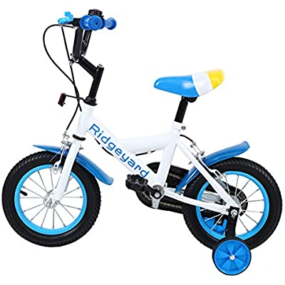 Cheap Muguang 12 Inch Children Bike Child Bicycle Study Learning Riding Bike Boys Girls Bicycle With Training Wheels With Bell For 3 6 Years Compare Prices For Muguang 12 Inch Children
