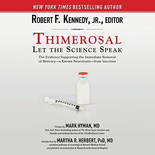 Thimerosal: Let the Science Speak cover art