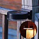 Best Solar Fence Lights MAGGIFT