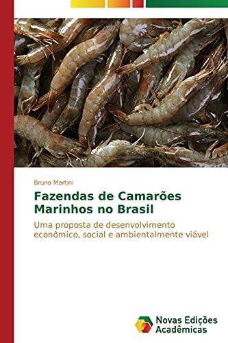 Fazendas de Camaroes Marinhos No Brasil
