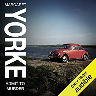 Admit to Murder                   By:                                                                                                                                 Margaret Yorke                               Narrated by:                                                                                                                                 David Collins                      Length: 7 hrs and 37 mins     3 ratings     Overall 3.0