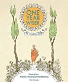 Medaglia, M: One Year Wiser: The Colouring Book: Unwind With