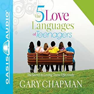 Couverture de The Five Love Languages of Teenagers