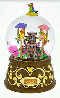 Disney Parks Walt Disney's Enchanted Tiki Room Musical Snow Globe