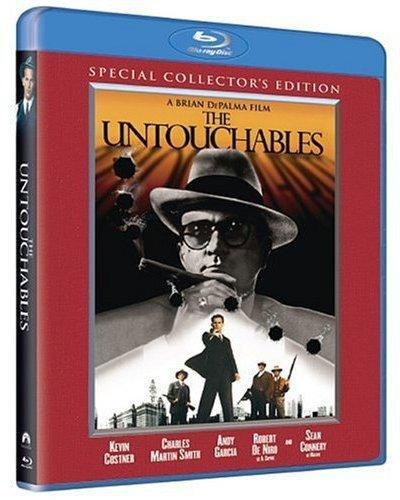 Untouchables. The [Edizione: Regno Unito] [Reino Unido] [Blu-ray]