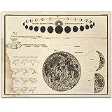 Celestial Phases - 11x14 Unframed Art Print -...