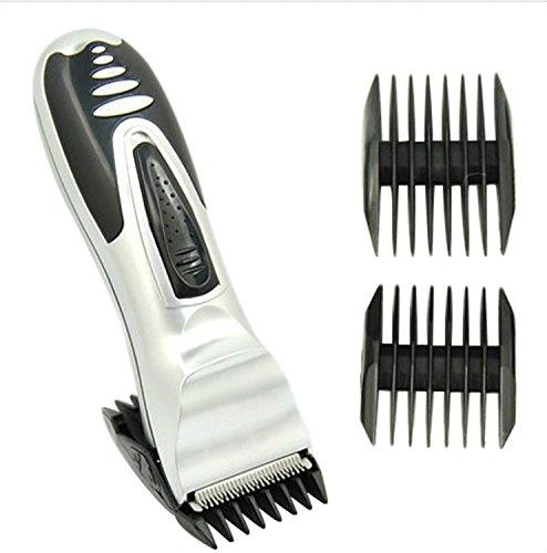 Professionnel hommes de rasoir électrique rasoir tondeuse cheveux barbe tondeuse de toilettage