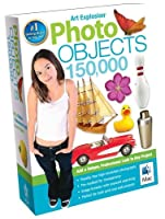 Art Explosion Photo Objects 150000 [Old Version] [並行輸入品]