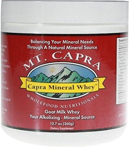 Bernard Jensen Over item handling Capra Mineral 12.7 Cheap bargain Whey Powder Oz