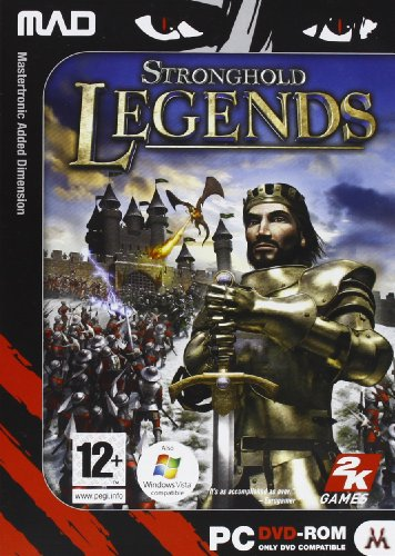 Stronghold Legends (PC DVD) [Importación inglesa]