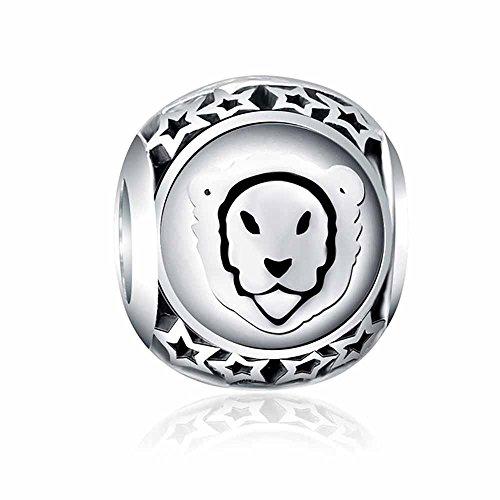 Sterling Silver Charms Kinderen Plata de Ley 925/1000 Zilver