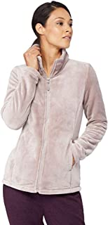 Womens Luxe Fur Jacket