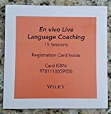 En Vivo for Spanish 15 Session Reg Card (Spanish Edition)