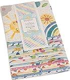 Wilmington Prints Fabrics Regentropfen und Sonnenschein, 40