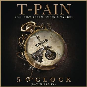 5 O'Clock (Latin Remix)
