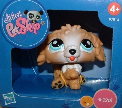 Littlest Pet Shop - Exclusive Limited Edition Figure - Labradoodle  1701