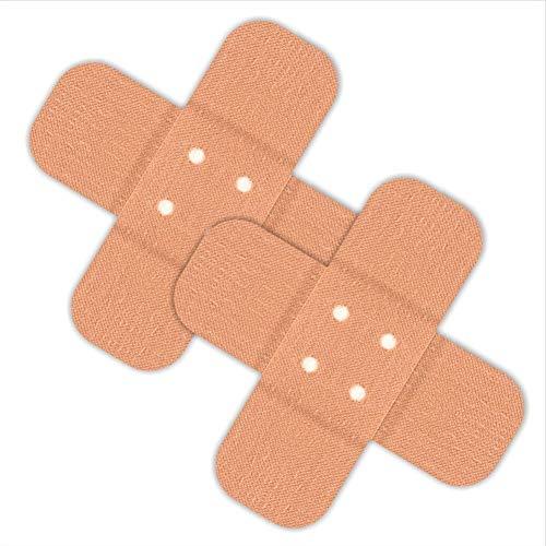 malango® 2er Set 10x10 cm Autoaufkleber Pflaster Sticker Smart Repair für Beule Kratzer Dellen und Lackkratzer