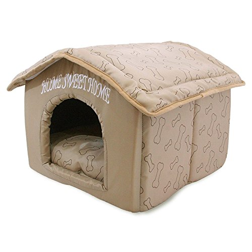 Best Pet Supplies, Inc., Inc., Inc., Portable Indoor Pet House – Perfect for Cats & Small Dogs,...