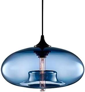 SXXYTCWL Pendentif Moderne Light Compatible avec Une Source Lumineuse Chaude réception au Plafond Lumineux avec Un Lustre ...