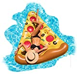 Floatie Kings: Pizza Lounge Pool Float - Giant Premium Inflatable