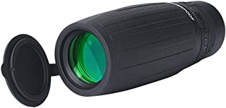 Eyeskey 8x25 Monocular Telescope Compact Lightweight Clear Bright Images HD Pocket Scope Easy to Operate for Wildlife Hiking (8x25)