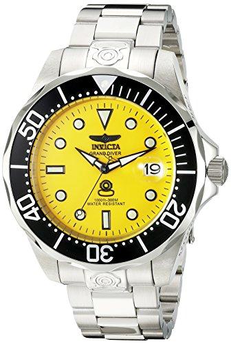 Invicta Grand Diver 3048 Men's Automatic Watch, 47 mm