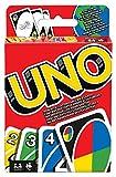 UNO è diventato un gioco cult a livello mondiale per la concentrazione di divertimento contenuta in un solo mazzo di carte UNO è semplice da imparare e ti fa non volere smettere di giocare Dai 7 anni in su, per tutte le età, nazionalità, interessi e ...