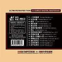 谭咏麟发烧试音碟1:1母盘母带直刻经典无损音质汽车载CD碟片