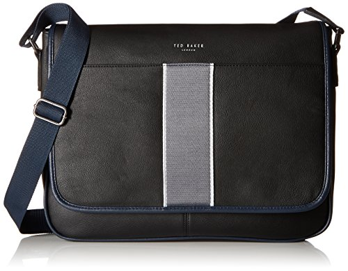 Ted Baker Men's Webster Bag, Black