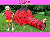 Diana and Roma's Camping Playdate!