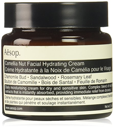 Aesop Camellia Nut Facial Hydrating Cream, 60 ml