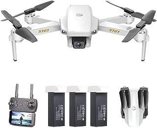 GoolRC CSJ S161 Mini Drone Pro con Cámara 4K Posicionamient
